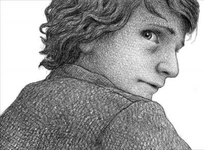 Hugo Cabret, the protagonist of Brian Selznik's Caldecottwinner
