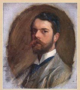 John Singer Sargent (selfportrait)