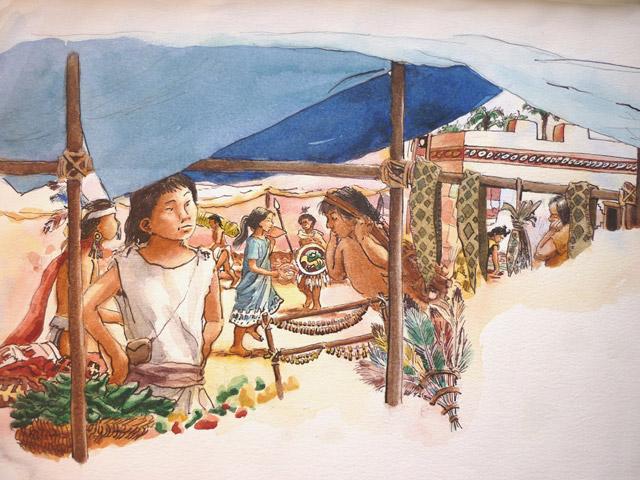 Aztec-Marketplace