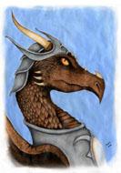Karien's dragon