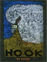 """'Hook"""" written and illustrated bv Ed Young"""