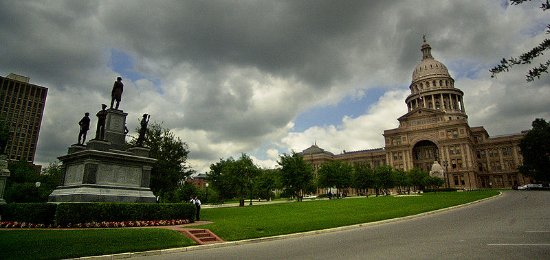 State Capitol in Austin, Texas