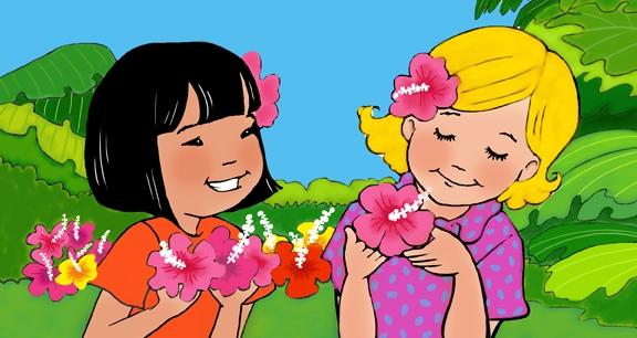 Aloha Friends