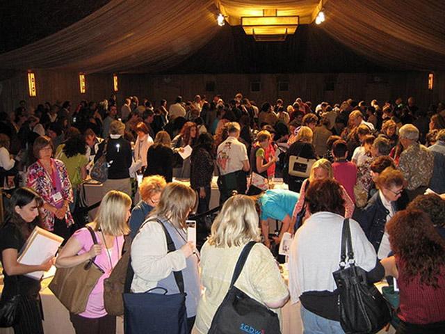 Summer Conference portfolio showcase