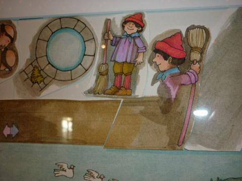 Tomie dePaola illustration