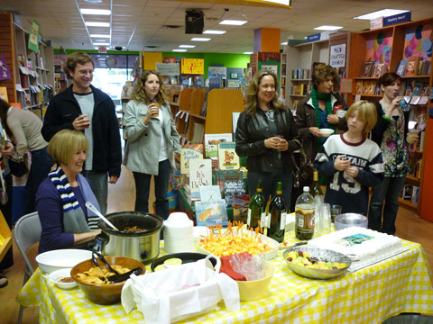 Trifecta Book Launch Party featuring Austin SCBWI authors