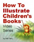 Will  Terry's video course on children's book illustration