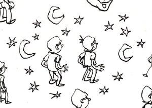 Dallion's children sketches