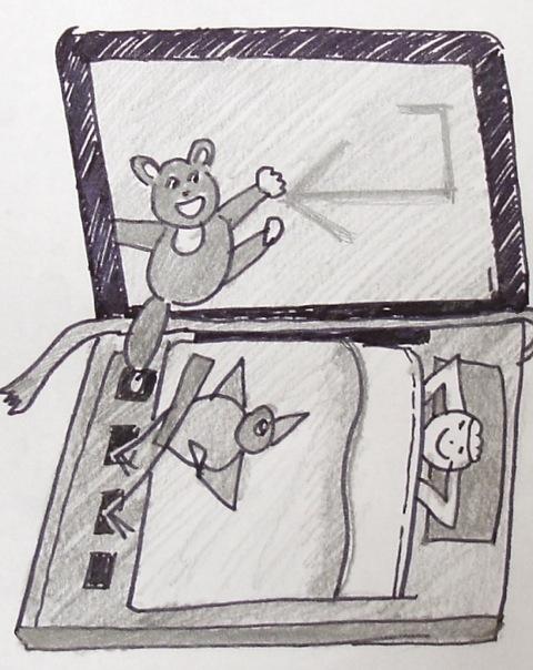 Thumbnail sketch proposal by Paola Tavoletti (Italy)