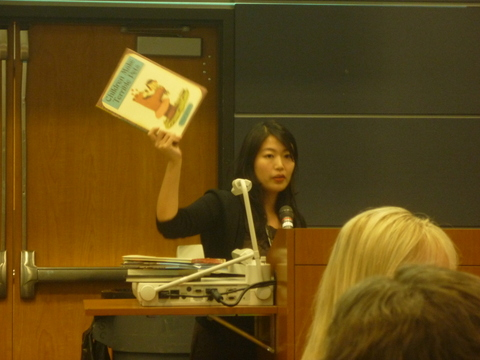 Connie Hsu, editor, Little Brown Books for Young Readers