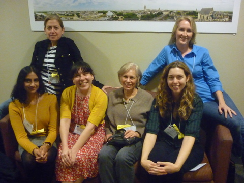 Girllustrators at the conference