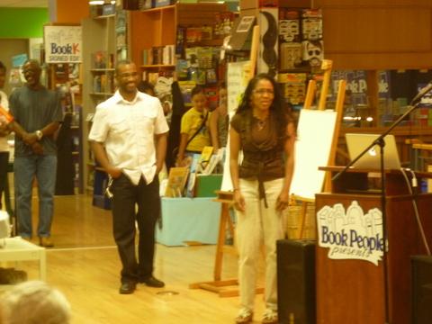 Don and Tamara Diggs-Tate