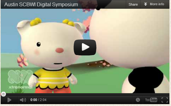 Erik's video, a screenshot