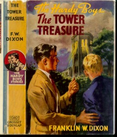 "Hardy Boys, ""The Tower Treasure"