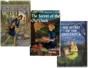 Nancy Drew Covers