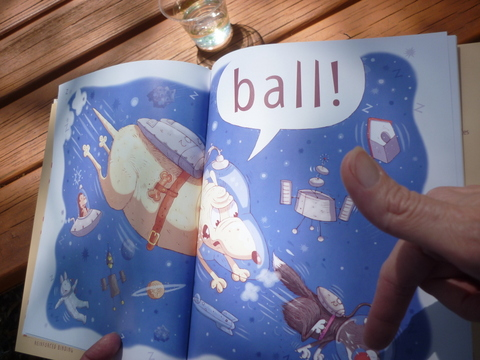 From Mary Sullivan's new book Ball!